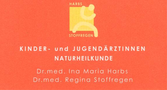 Harbs Ina Maria u. Stoffregen Regina Dres.med.