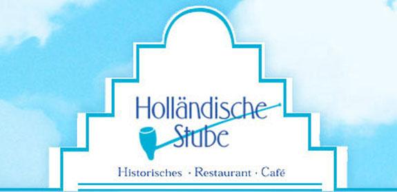 Bild 1 Holl�ndische Stube in Friedrichstadt