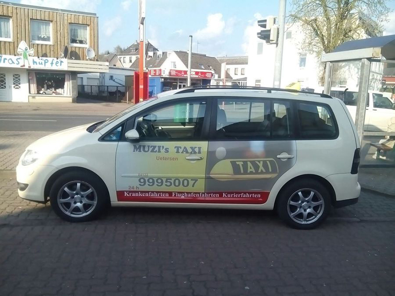 Muzi's Taxi Uetersen