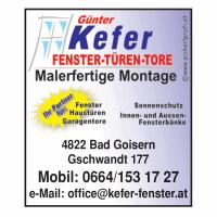Bild von: Kefer, Günter, Fenster-Türen-Tore