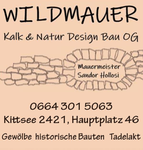 Bild von: Müllner, Robert, BauWildmauer Kalk und Natur Design Bau OG