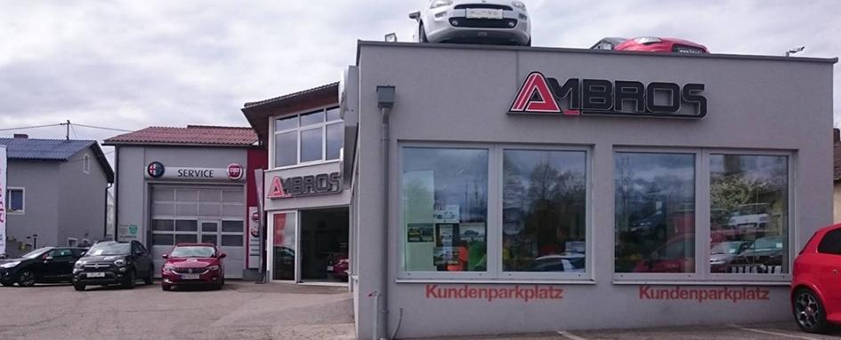 Galerie-Bild 2: Ambros Automobile GmbH aus Bad Zell von Ambros Automobile GmbH