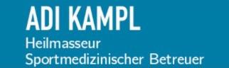 Bild von: Kampl, Adolf, Heilmasseur