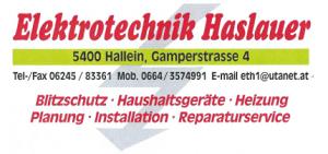 Bild von: Haslauer, Karl-Heinz, Elektrounternehmen
