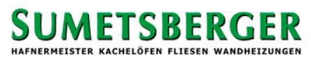 Bild von: Sumetsberger GmbH , Hafnermeister