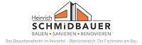 Bild von: Schmidbauer, Heinrich, Sanierungen