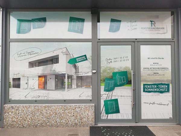 Galerie-Bild 1: Fenster Rachbauer aus Ried im Innkreis von Rachbauer, Josef, Baustoffhandel