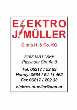 Galerie-Bild 1: Elektro Müller GmbH & Co KG aus Mattsee von Elektro J. Müller GmbH & Co KG , Elektrounternehmen