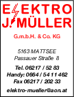 Galerie-Bild 2: Elektro Müller GmbH & Co KG aus Mattsee von Elektro J. Müller GmbH & Co KG , Elektrounternehmen