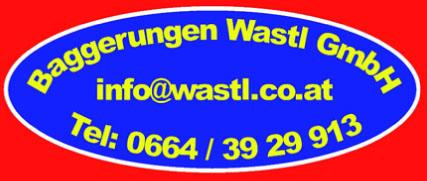 Bild von: Baggerungen Wastl GmbH