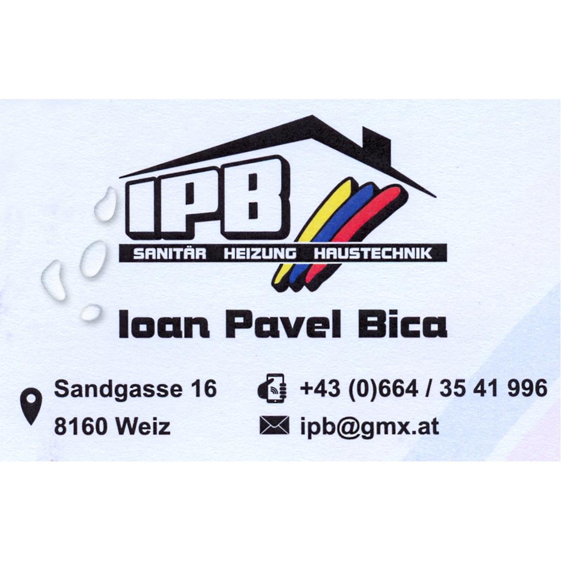 Bild von 'IPB Sanitär Heizung Haustechnik - Ioan Pavel Bica '