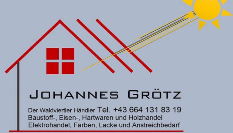 Bild von: Grötz, Johannes, Baustoffhandel und Elektrohandel