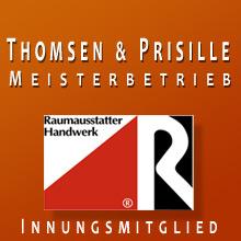 Raumausstattung P. Thomsen & T. Prisille GbR