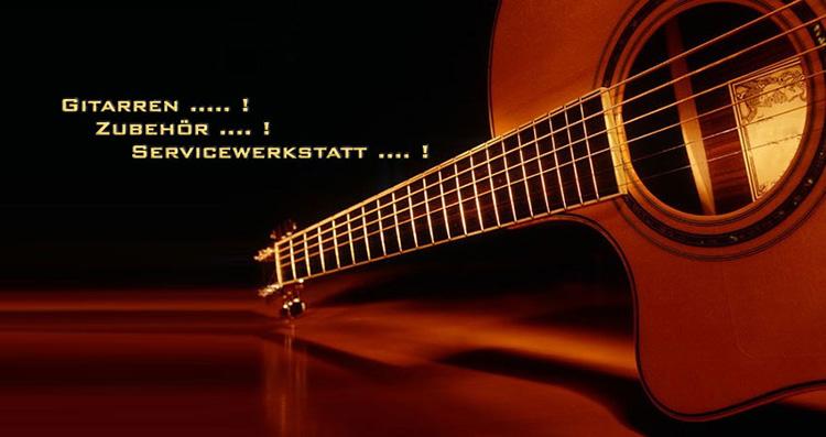 Guitar Center Flensburg Ralf Mansfeld