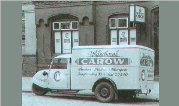Wäscherei Carow GmbH & Co. KG