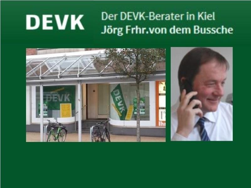DEVK Versicherungen Generalagentur Jörg Frhr. von dem Bussche