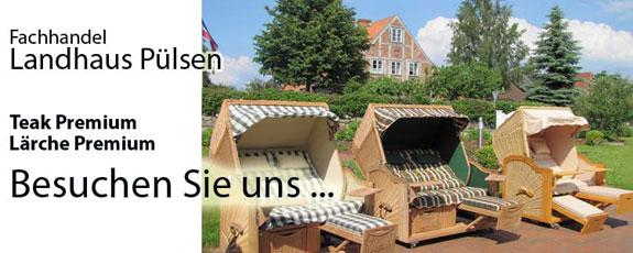 Strandkorb Fachhandel Landhaus Pülsen