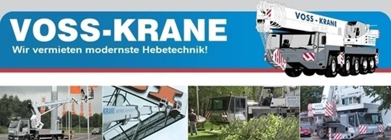 Voß GbR Autokrane-Arbeitsbühnen-Transporte