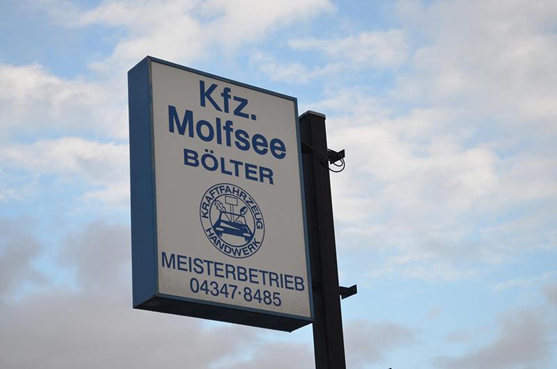 Bölter GmbH KFZ & Reifenservice Molfsee