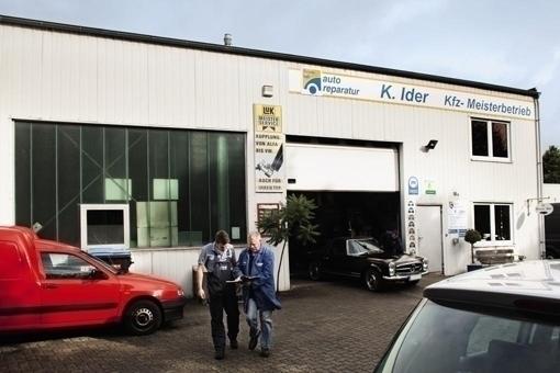 Kfz-Werkstatt K. Ider