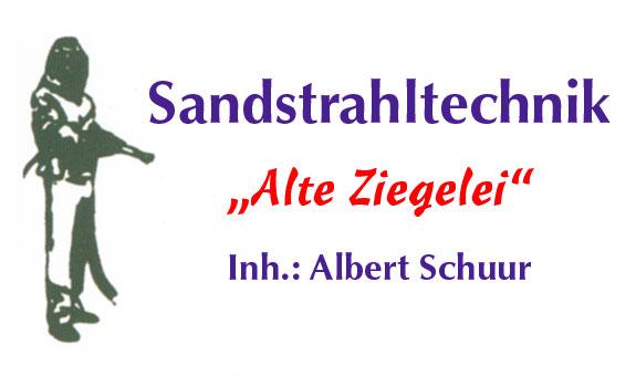 Sandstrahltechnik Alte Ziegelei Albert Schuur
