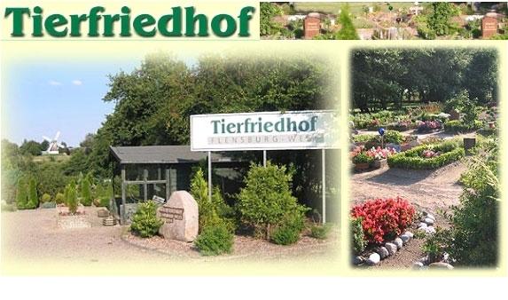Tierfriedhof Flensburg-Wees