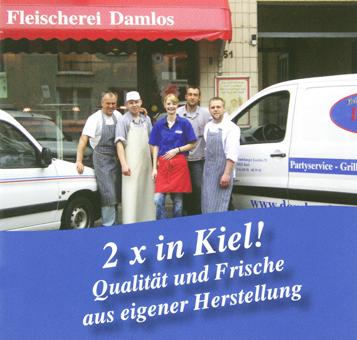 Damlos Fleischerei, Inh. Marcel Staack e.K.