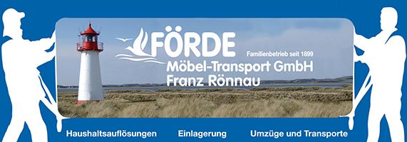Deutsche Möbelspedition Förde Möbel-Transport & Franz Rönnau GmbH
