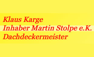 Karge Klaus Inh. Martin Stolpe e.K.
