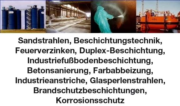 SBT Sandstrahl- u. Beschichtungstechnik GmbH
