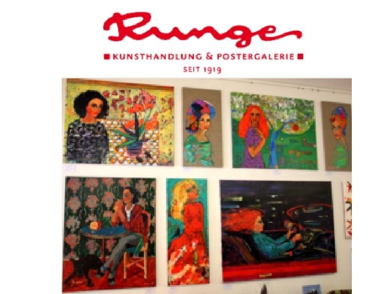 Kunsthandlung Runge Dorota Kaminski
