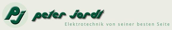 Jordt GmbH & Co. KG, Peter