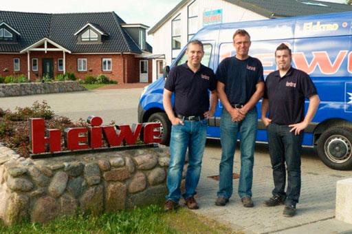 Heiwe Heizung und Sanitär GmbH