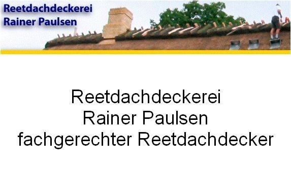 Reetdachdeckerei Rainer Paulsen
