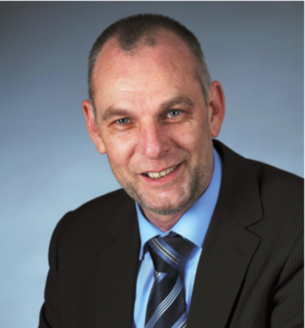 Provinzial Bezirkskommissar Serge Hatzenbühler