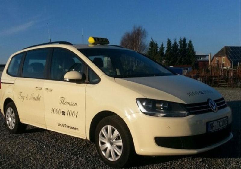 Taxi Thomsen 1000