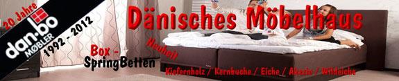 Dan-bo Dänisches Möbelhaus