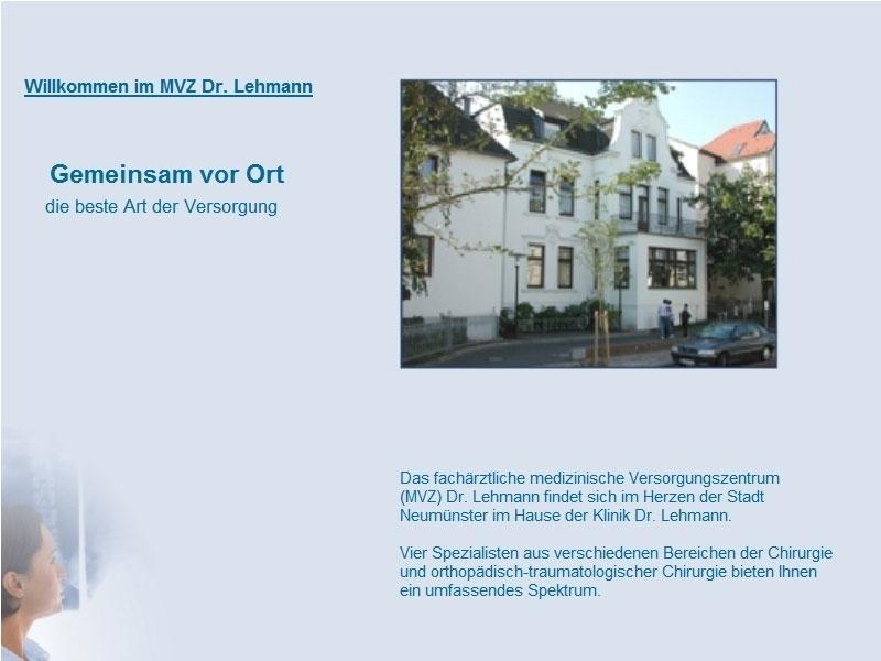 MVZ Dr. Lehmann GbR