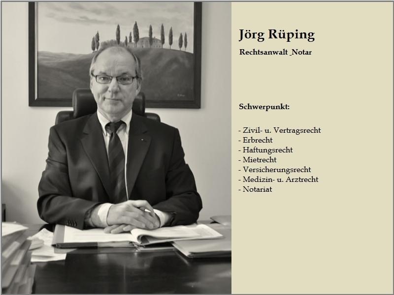 von Scharnweber & Partner  Rechtsanwälte und Notare in GbR