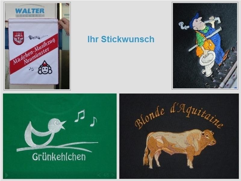 Stickerei Walter GmbH & Co. KG