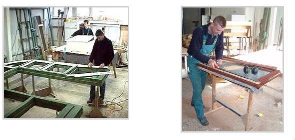 Rathje Hans GmbH Einbau und Vertrieb von Bauelementen
