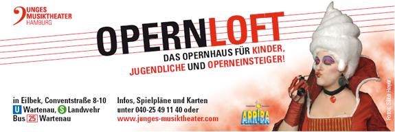 OPERNLOFT Junges Musiktheater Hamburg e.V.