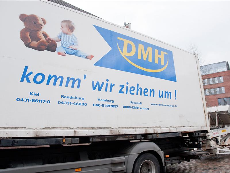 DMH Möbeltransport und Service GmbH & Co. KG