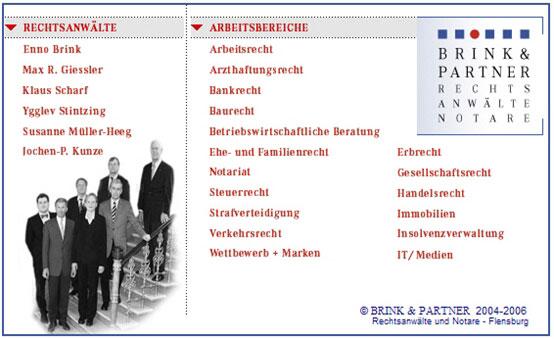Brink & Partner, Rechtsanwälte und Notare