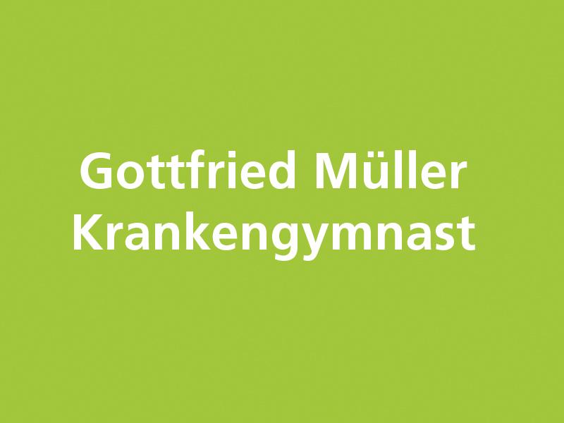 Krankengymnastik Gottfried Müller