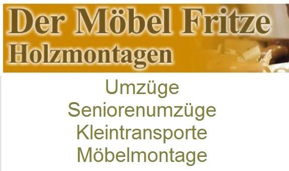 Der Möbel Fritze, Fritz Scheel