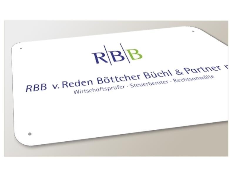 RBB v. Reden Böttcher Büchl & Partner mbB Wirtschaftsprüfer Steuerberater