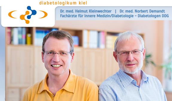 Diabetologikum Kiel Dres. N. Demandt & A. Nolte