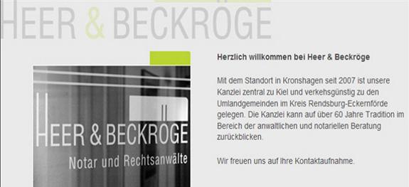 Beckröge