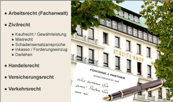 advocat24 Fontaine & Partner Anwaltssozietät GbR